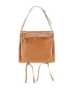 Jimmy Choo | Borsa Textured Leather Shoulder Bag