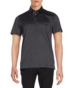 Brioni   Cotton Polo Shirt