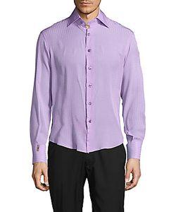 Billionaire Boys Club | Button-Down Silk Shirt