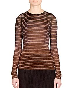 Sonia Rykiel | Lurex Striped Sweater