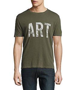 Zadig & Voltaire | Taro Pigmented Crewneck T-Shirt