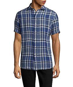 Ralph Lauren | Bond Modern Fit Plaid Button-Down Shirt