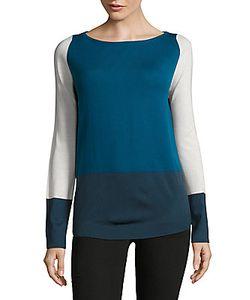Akris | Colorblock Woolen Sweater