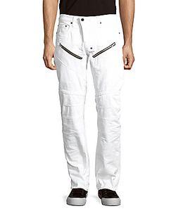 Prps | Accruals Seven-Pocket Cotton Denim Pants
