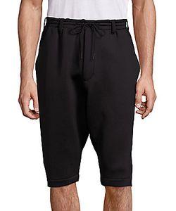 Y-3   Solid Spacer Shorts