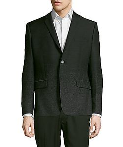 Versace Collection | Long-Sleeve Speckled Jacket