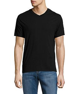 Threads for Thought | V-Neck Cotton Tee