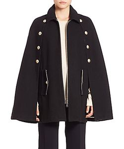 See by Chloé | Solid Wool Blend Cape