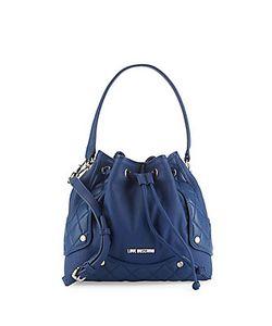 Love Moschino | Crossbody Bucket Bag
