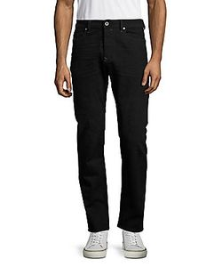 Diesel | Buster Solid Cotton-Blend Jeans