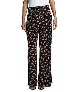 Carolina Herrera | Wide-Leg Printed Pajamas