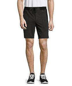 Saks Fifth Avenue   Solid Drawstring-Waist Shorts