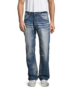 Affliction | Ace Fleur Chica Five-Pocket Jeans