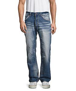 Affliction | Ace Fleur Chica Five-Pocket Jeans