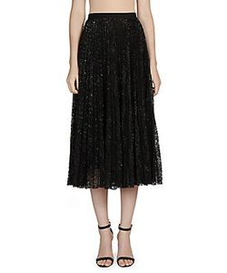 Erdem | Nesrine Pleated Lace Skirt