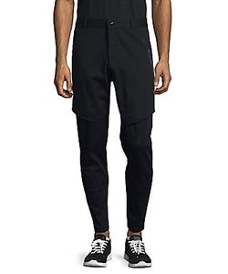 Puma | Tapered Cotton-Blend Pants