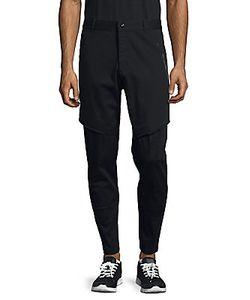 Puma | Tapered Cotton-Blend Pants