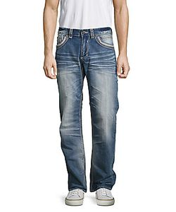 Affliction | Blake Whiskered Jeans