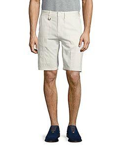 Publish | Solid Cotton Shorts