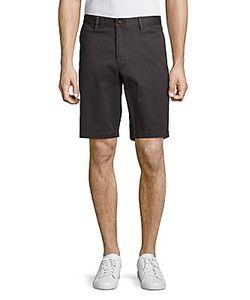 Saks Fifth Avenue | Five-Pocket Cotton Shorts
