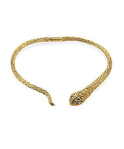 Kenneth Jay Lane | Snake Collar Necklace