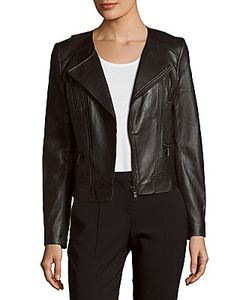 Joie | Zippora Leather Jacket