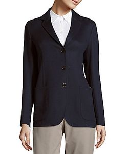 Akris | Salon Cashmere Blazer Jacket