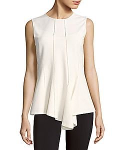 Derek Lam | Ruffled Asymmetric Top
