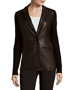 Yigal Azrouel | Textured Notch-Lapel Jacket