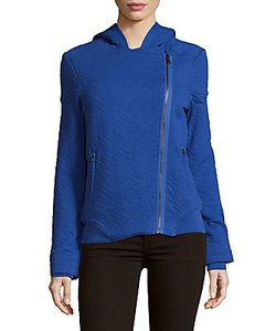 Marc by Marc Jacobs | Cleo Long-Sleeve Quilted Hoodie