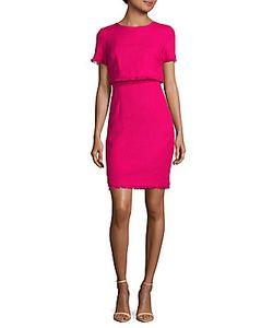 Karl Lagerfeld | Fringed Popover Dress