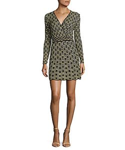 M Missoni | Surplice-Neckline Knit Dress