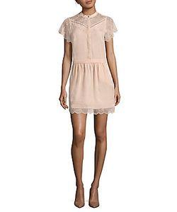 Zadig & Voltaire | Ricy Jac Deluxe Short-Sleeve Dress