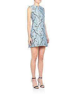 Mary Katrantzou | Jacquard A-Line Dress
