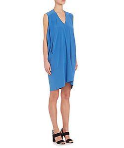 Zero + Maria Cornejo | Stretch Silk Tasi Dress