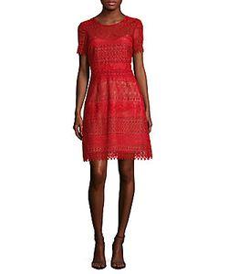 Marchesa Notte | Lace Dress