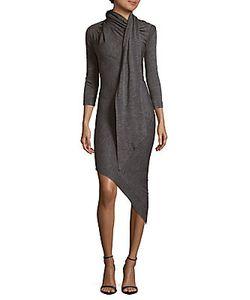 Vivienne Westwood   Wool Solid Dress