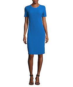 Reed Krakoff | Plisse Jersey Dress