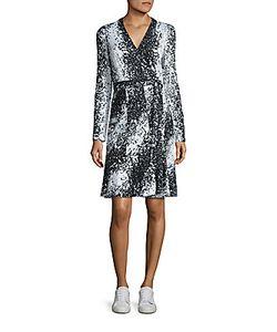 Diane von Furstenberg | Lilyann Silk Wrap Dress
