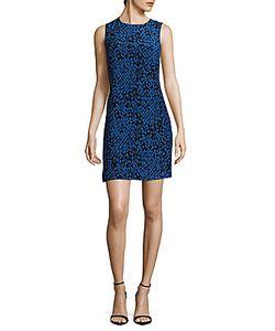 M Missoni | Abiti Silk Crewneck Dress