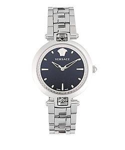 Versace | Olympo Swarovski Crystal Embellished Bracelet Watch