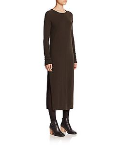 Helmut Lang | Cashmere Tunic Dress