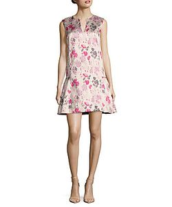 Giambattista Valli | -Print Drop-Waist Dress