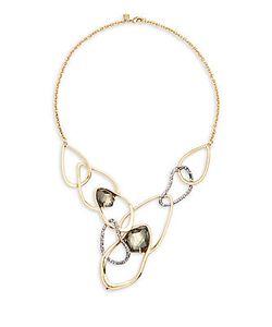 Alexis Bittar | Multi-Link Orbiting Necklace