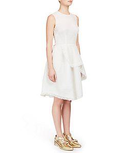 Simone Rocha | Sleeveless Ruffled Dress