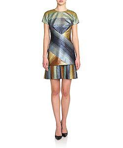 Marco de Vincenzo   Stripe Dress