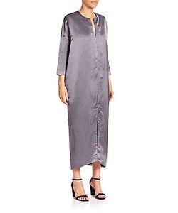 Zero + Maria Cornejo | Long Sleeve Koy Dress