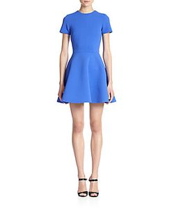 Opening Ceremony | Textured Fit--Flare Dress