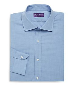 Ralph Lauren | Textu Cotton Dress Shirt