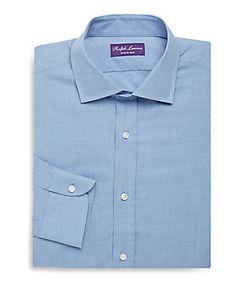 Ralph Lauren | Textu Cotton Dress Shirt